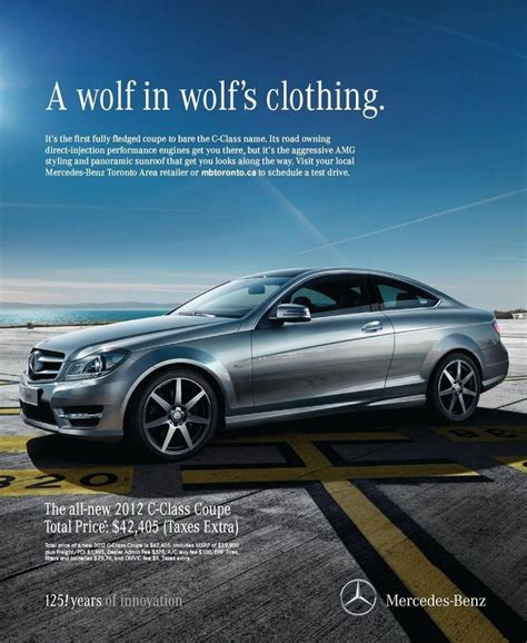 mercedes ads 16 best advertisement images on pinterest art designs