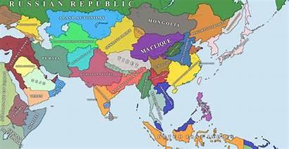 Kaiserreich Asia Map Lore Attempt