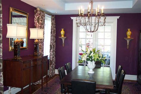 purple dining room designs decorating ideas design