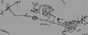 Electrical Wiring - Tractor John Deere 8630 - Tractor