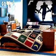 Sports Themed Bedroom Accessories Boys Room Decorating Ideas Football Room Decorating Ideas Home