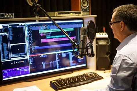 What does a music producer actually do? Sound Studio Perth, Professional Sound Recording Studio WA