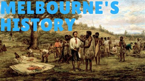 Melbourne's History - YouTube
