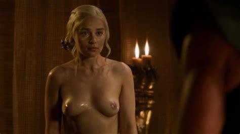 Nude Video Celebs Emilia Clarke Nude Game Of Thrones