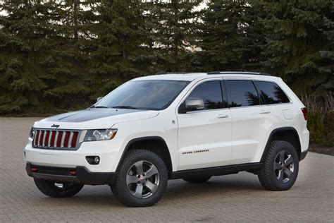 jeep hawk trail 2012 jeep grand cherokee trailhawk concept conceptcarz com