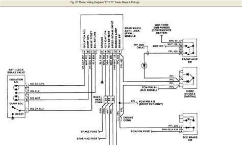 1993 Chevy Silverado 1500 Wiring Diagram by I A 1993 Gmc C1500 With A 4 3 And A T The Brake
