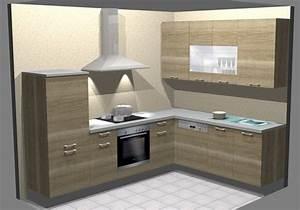 Cuisine D Angle : pack cuisine angle direct equipement ~ Teatrodelosmanantiales.com Idées de Décoration