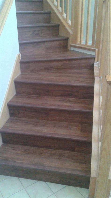 vinyl flooring on stairs 17 best images about home stairs on pinterest vinyl planks runners and urban loft