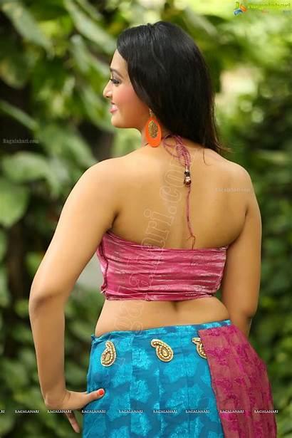 Actress Ragalahari Spicy Ester Valerie Backpose