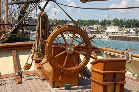 Boat Steering Wheel Location by What Is The Steering Wheel On A Boat Called Quora
