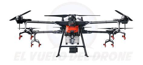 dron agrario dji agras  tienda profesional de drones madrid