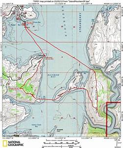 Island Mountain Topo Map   Photos  Diagrams  U0026 Topos   Summitpost