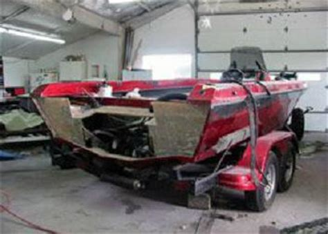Boat Motor Repair Northfield Mn by Boat Repair And Restoration Mn Transom Replacement