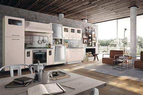 cuisine vintage 馥s 50 astuces pour aménager une cuisine vintage travaux com