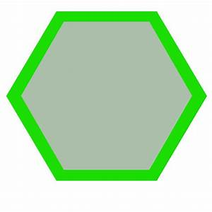 8 inch hexagon template clipart best for 8 inch hexagon template