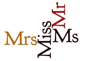 Mr O Vs Miss Ab differenza tra mr mrs miss e ms inglese scuolissima