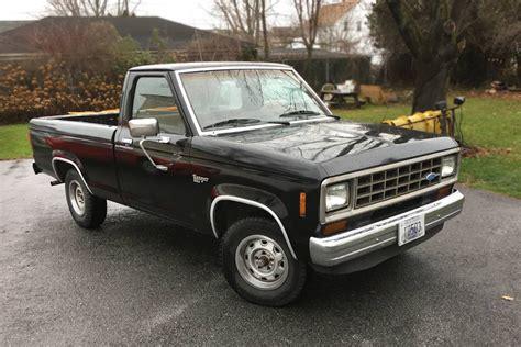 ford ranger diesel for sale black gold 1984 ford ranger diesel