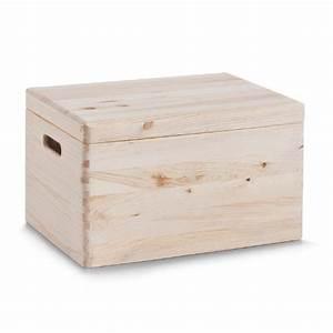 Holzkiste Weiß Mit Deckel : allzweckkiste kiefer mit deckel holzkiste aufbewahrung holzbox kiste ordnung ebay ~ Bigdaddyawards.com Haus und Dekorationen