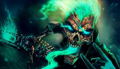 Skull Background Cool Wallpapers