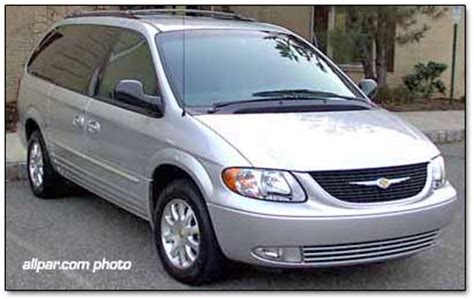 2001 Chrysler Town And Country Reviews by Allpar S 2001 2004 Chrysler Town Country Dodge Grand