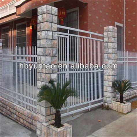 beautiful fences and gates beautiful modern fence gate design with high security buy modern fence gate design metal