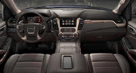 gmc acadia interior     suv models
