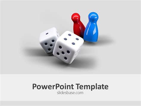 games powerpoint template slidesbase