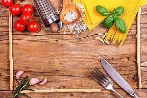 Essen Kochen Hintergrund Lizenzfreies Bild 10323751