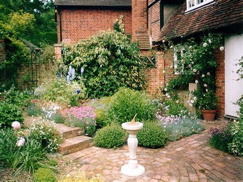 Victorian Gardens  Victorian Cottage Garden Victorian