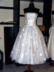 Reserved for amanda polka dot wedding dress for Polka dot wedding dress