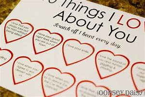 6 best images of 100 printable i love you 52 reasons why With 52 reasons why i love you cards templates free
