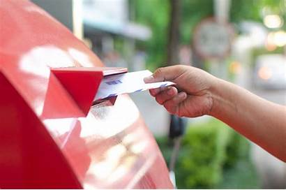 Mail Letter Sending Box History Postal System