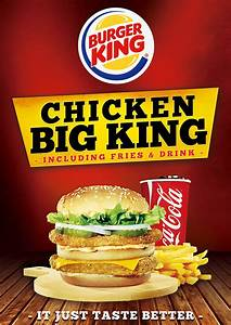 Burger King Ads on Behance