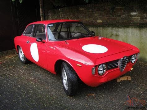 Alfa Romeo Giulia Gt For Sale