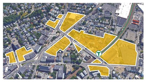 was fressen mäuse somerville s union square to see 2 3 million square of development curbed boston