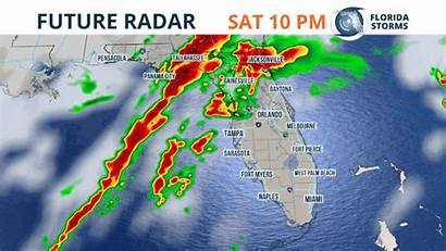 Cold Weekend Area Bay Expected Florida Dropping