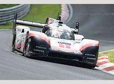 Porsche 919 Evo annihilates Nurburgring lap record
