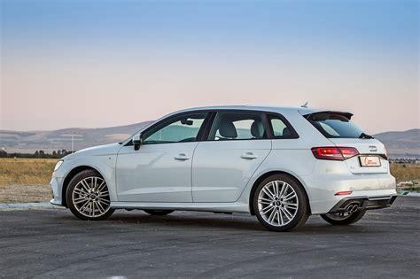 Audi A3 Sport Back by Audi A3 2 0t Sportback Auto 2017 Review Cars Co Za