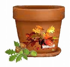Pot De Fleur Transparent : mes creas pots de fleurs ~ Teatrodelosmanantiales.com Idées de Décoration