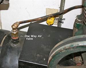 100 Lb Propane Tank Homemade Air Compressor