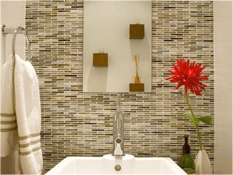 Peel And Stick Tile In Bathroom by Color And Patterns Tile Bathroom Advice For Your Home
