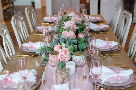Galentines Day Brunch 2019 in 2020 | Pink flower ...