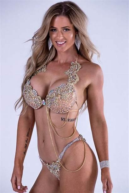 Bikini Fitness Lauren Competition Bikinis Glam Bodybuilding