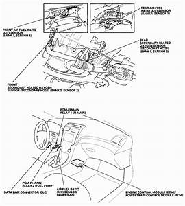 I Have A 2005 Acura TL I Need To Replace Bank 1 Oxygen Sensor Where Is It Located How Do You