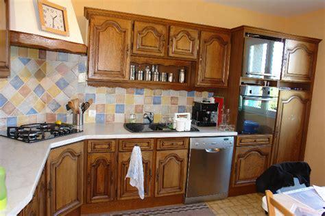 renover cuisine en chene renover sa cuisine en chene nouveaux modèles de maison