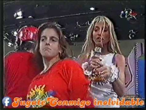 The program was based on the us show double dare. JUGATE CONMIGO 1991 - Penúltima Posta Final del Ciclo ...