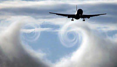 AC SPEC 【航空機知識】ウイングレットと翼端渦 写真 雲