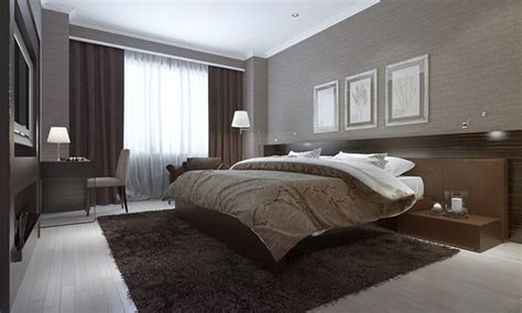 Schlafzimmer Grau Braun by 30 Absolutely Awesome Brown Bedroom Ideas That You To