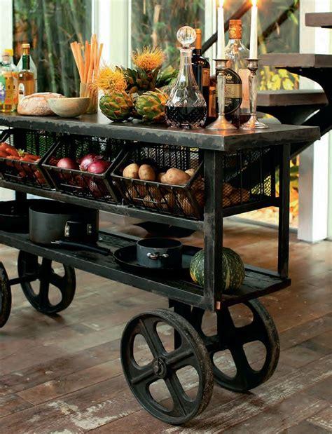 Kitchen Cart Rolling by Best 25 Rolling Kitchen Cart Ideas On Kitchen