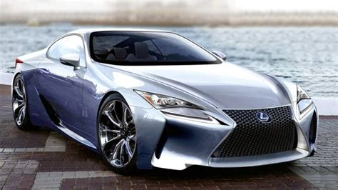 Lexus Lf-lc Said To Revive The Sc Model In 2017